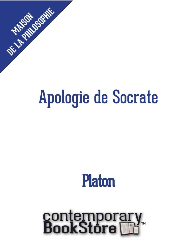 Apologie de Socrate