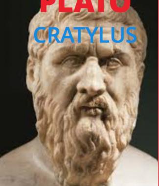 Cratylus Plato