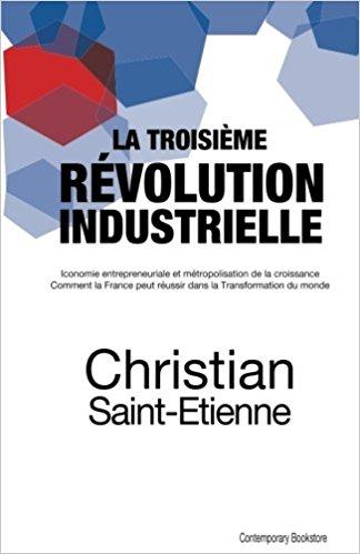 La Troisième Révolution industrielle. En livre imprimé